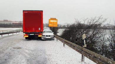 Intervenția curajoasă a șoferului unui camion a salvat o viață, pe un drum din Germania