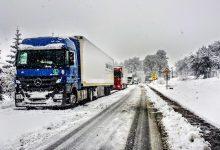 Șofer italian la un pas de a muri congelat în remorcă camionului său