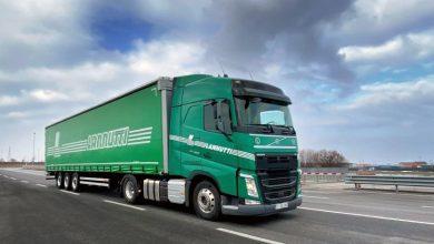 Lannutti a comandat 1.000 de camioane Volvo FH cu I-Save