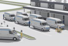 ABB și Amazon vor dezvolta o soluție de management a flotelor de vehicule electrice