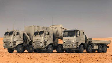 Armata belgiană a comandat 879 de camioane militare DAF CF cu tracțiune integrală