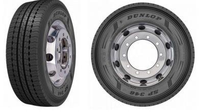 Dunlop SP346+, anvelopă de direcție pentru operațiuni comerciale versatile