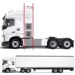 Elveția permite camioane electrice mai lungi cu 1 metru