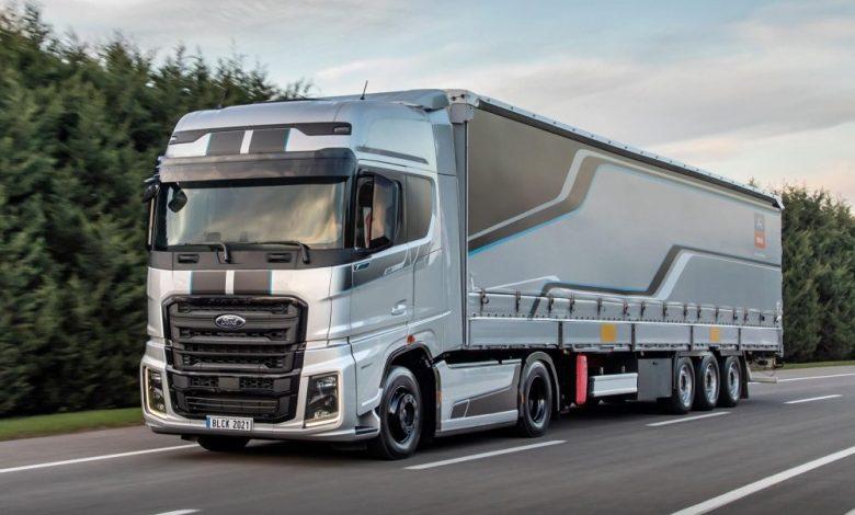 Ford Trucks a lansat F-Max Blackline