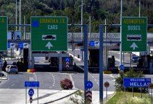 Test Covid rapid pentru șoferii de camion care intră în Grecia prin vămile Kakavia și Evzoni