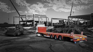 Kässbohrer introduce patru noi vehicule pentru sectorul de construcții