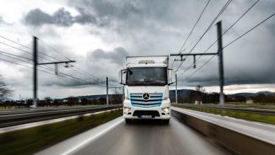 Electricul eActros va fi comparat cu hibrizii Scania cu pantograf