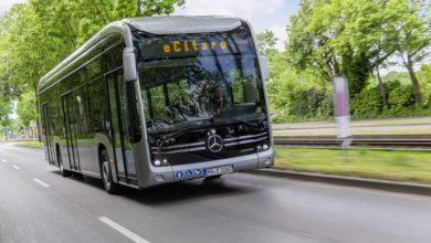 Metropola Rouen Normandie comandă 10 autobuze Mercedes-Benz eCitaro