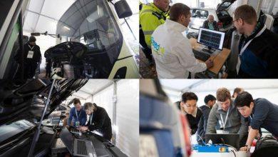 Primul centru internațional de testare pentru camioane electrice, în Olanda