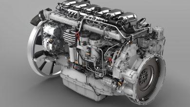 Motoarele diesel Scania vor putea fi alimentate și cu hidrogen