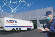 Schmitz Cargobull introduce contractul de service Trailer Service Basic