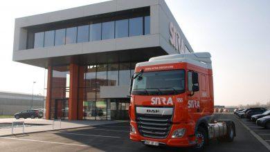 Sitra comandă 100 de camioane DAF XF