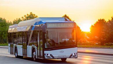 Solaris va livra 9 autobuze electrice Urbino 12 la Sibiu