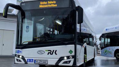 Solaris a livrat primul autobuz alimentat cu hidrogen la Koln