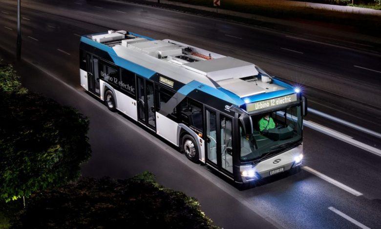 Solaris va livra 123 de autobuze electrice în România