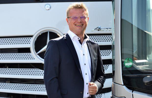 Mercedes-Benz România așteaptă o creștere a pieței de camioane grele de peste 10% în 2021