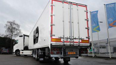 Duis Transport alege noua remorcă Van Eck tip box