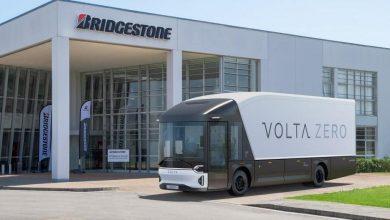 Anvelope Bridgestone pentru camioanele electrice Volta Zero