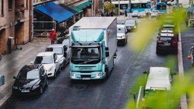 Volvo Trucks livrează primul camion electric pentru ICA Suedia