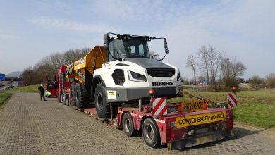 Acțiuni de control a transporturilor agabaritice pe A7 și A44, în Germania