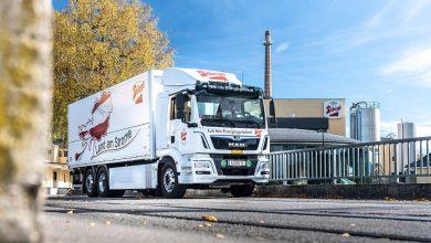Austria reduce cu 75% taxa de drum pentru camioanele electrice