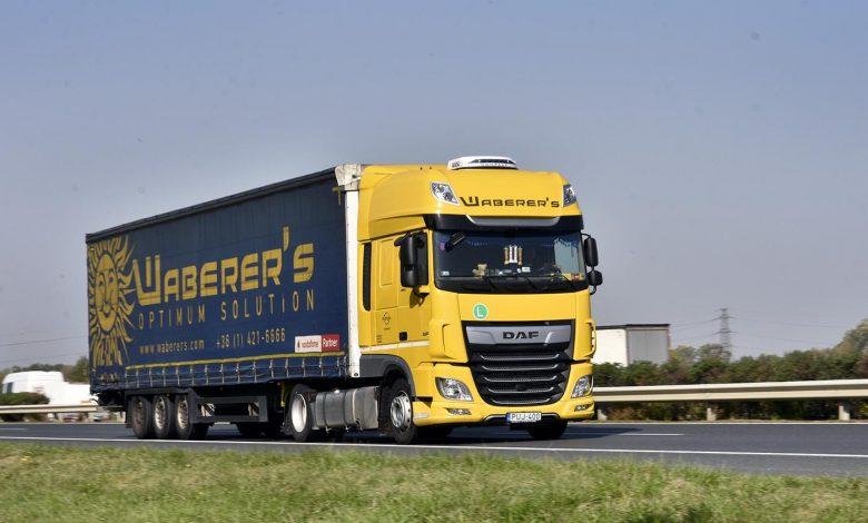 Flota Waberer's s-a micșorat cu 1000 de camioane în 2020