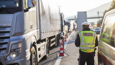 Tirol a programat noi controale în bloc a camioanelor, în a doua parte a lui 2021