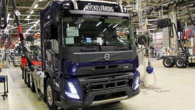 Criza de semiconductori oprește producția în fabricile Volvo Group