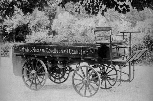 2021, an aniversar la Daimler: 125 de ani de la primul camion, 25 de la primul Actros