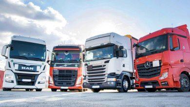 Înmatriculările de vehicule comerciale noi din UE au scăzut ușor în ianuarie