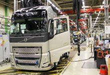 Volvo a început producția de serie a noilor FH, FH16, FM și FMX