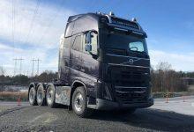 Cabină XXL și pentru noua generație de camioane Volvo
