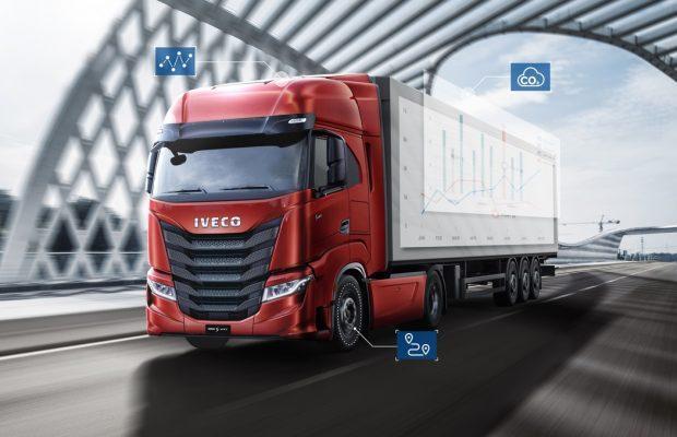 Iveco lansează noul portal IVECO ON și aplicația asociată