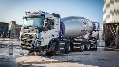 Noul Volvo FMX a ajuns deja la primii clienți