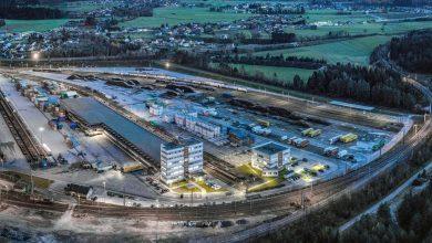"""ÖBB și autoritățile din Kärnten dezvoltă un """"port uscat"""" în Villach-Fürnitz"""