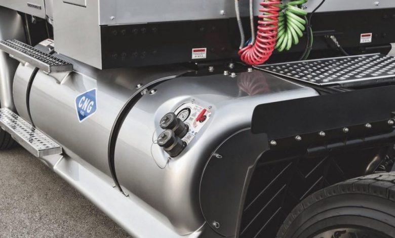 Cum se comportă rezevoarele de CNG (gaz natural comprimat) la incendiu