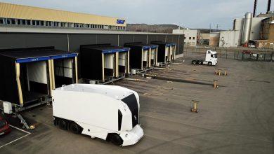 SKF și Einride vor testa împreună transportul electric și autonom