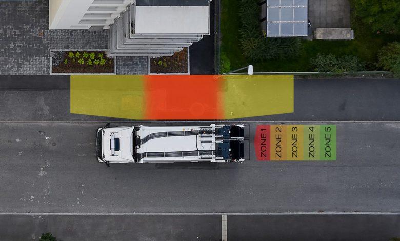 Scania propune un nou pachet de siguranță, pentru monitorizarea unghiurilor moarte
