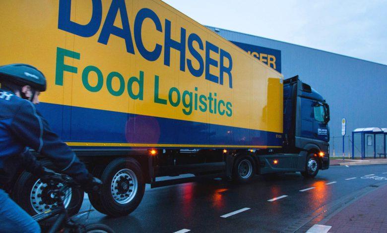 Camioanele Dachser mai vizibile în trafic cu nou concept de semnalizare laterală