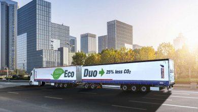 Din 2022, Danemarca ar putea aproba camioanele de până la 34.5 de metri