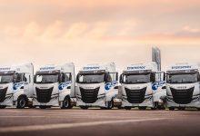 Economii de până la 10.000 de euro pe an, utilizând camioane alimentate cu gaz
