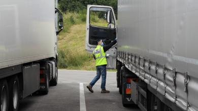Transportator român interzis în Franța timp de un an, pentru cabotaj ilegal