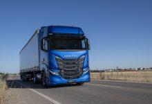 Iveco va dezvolta un S-Way autonom în colaborare cu Plus