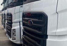 Prima flotă gigant din Europa care adoptă Ford F-Max