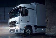 Actros F, cel mai accesibil cap tractor Mercedes-Benz (VIDEO)