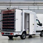 Soluții de carosare pentru vanurile electrice Mercedes