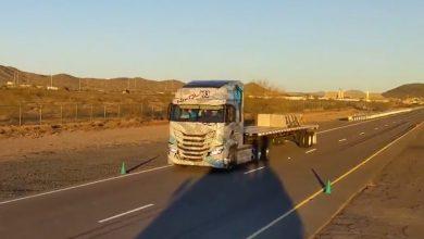 Cum accelerează camionul electric Nikola Tre (VIDEO)
