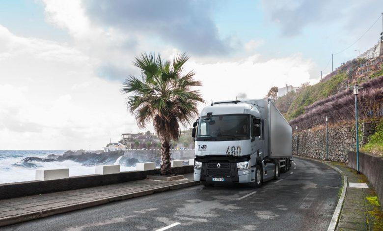 Franța pune capăt comerțului de camioane diesel, începând cu 2040