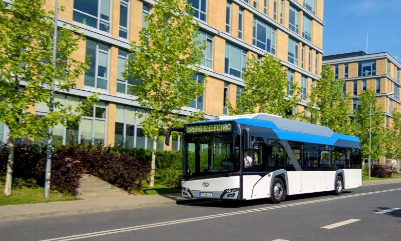 Solaris livrează 20 autobuze electrice Urbino 12 la Iași