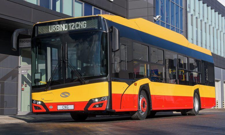 Solaris va livra 250 de autobuze Urbino 12 CNG la Madrid
